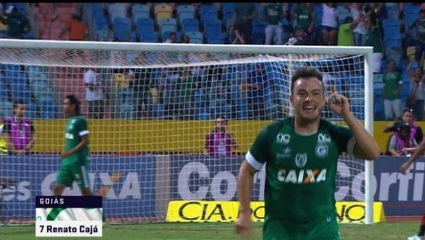 Com gol só no final da partida, Goiás conquista vitória sobre o Oeste