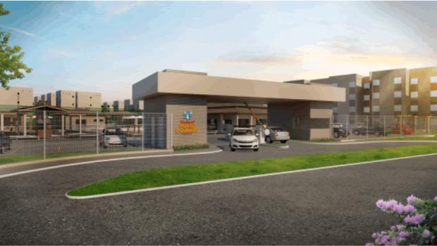 Agehab disponibiliza lista de famílias sorteadas para os Residenciais Porto Dourado 2 e 3 em Goiânia