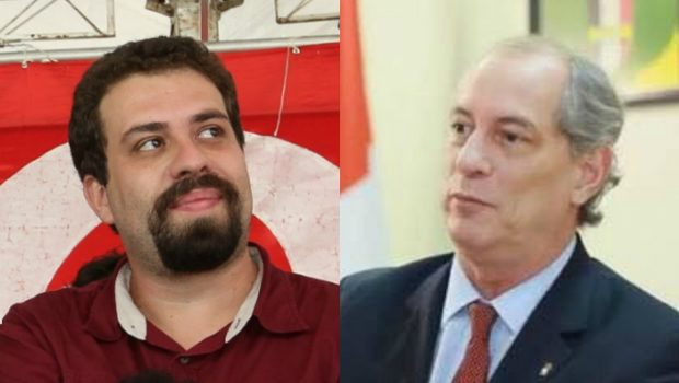 Ciro e Boulos miram eleitores de Lula em desfile cívico na Bahia