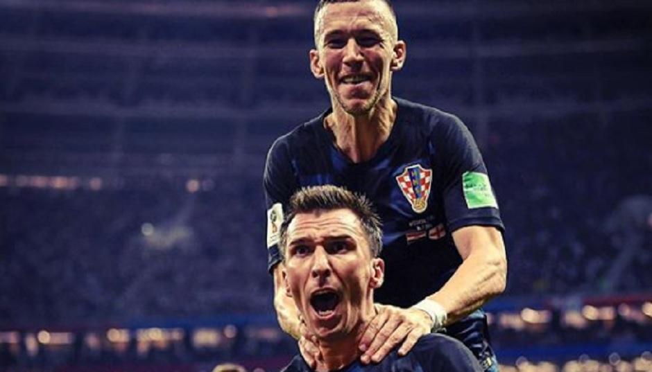 De virada, Croácia bate Inglaterra e pela 1ª vez avança à final