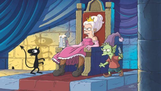 Do mesmo criador de 'Os Simpsons', Netflix divulga teaser da série '(Des)encanto'