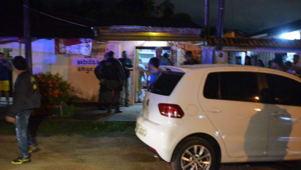 Antes de matar por engano, policial bebeu assistindo jogo do Brasil