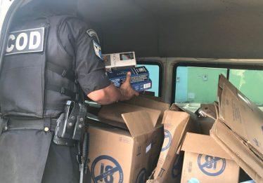 Líder de associação criminosa especializada em roubo de cargas é preso no DF