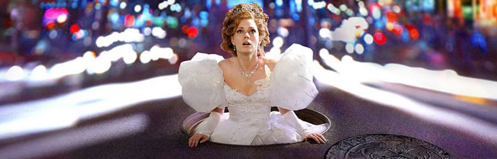 Amy Adams está animada para sequência de 'Encantada'