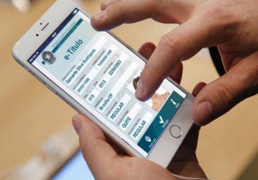 Em Goiás mais de 150 mil eleitores estão utilizando o e-Título