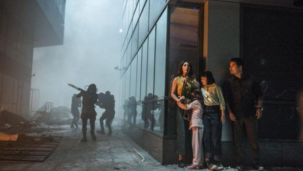 Netflix divulga trailer do sci-fi 'Extinção'
