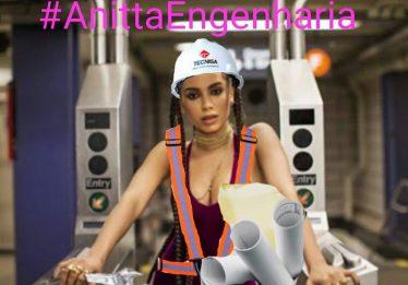 'Medicina': Internet brinca com novo single de Anitta e a coloca em várias faculdades