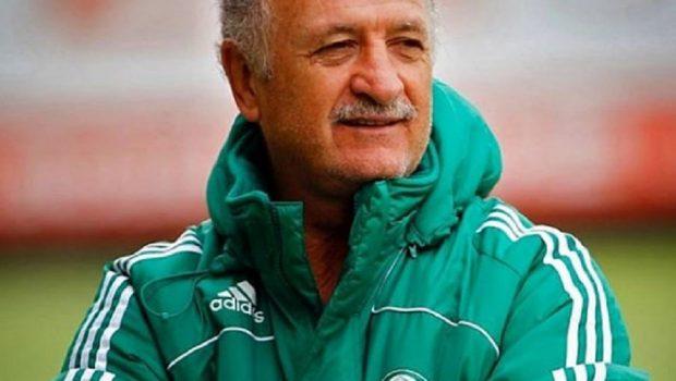 Palmeiras acerta retorno de Felipão