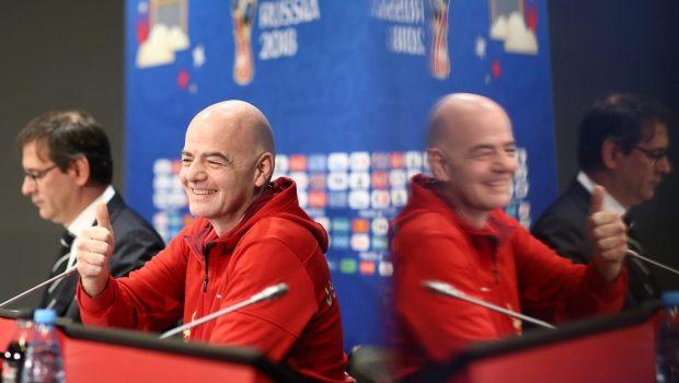 Fifa não responde sobre abusos de direitos humanos e vê Rússia como 'melhor Copa'
