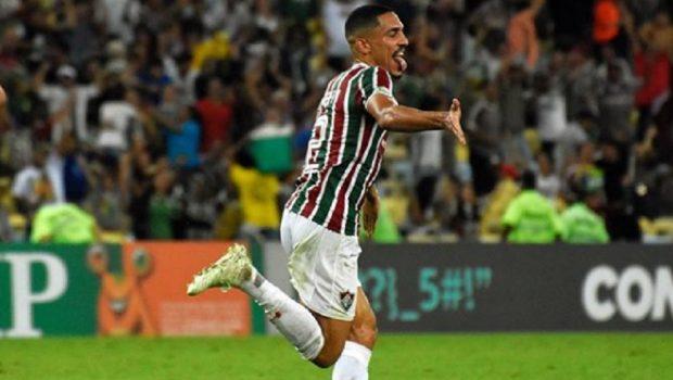 No reencontro com Scarpa, Fluminense vence Palmeiras no Maracanã