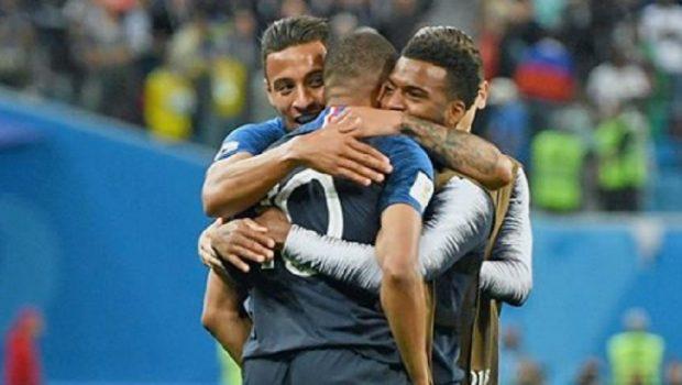 França vence Bélgica e encerra o sonho dos algozes do Brasil