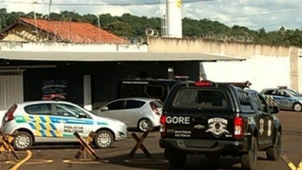 Detento morre após ser espancado por colegas na Unidade Prisional de Jataí