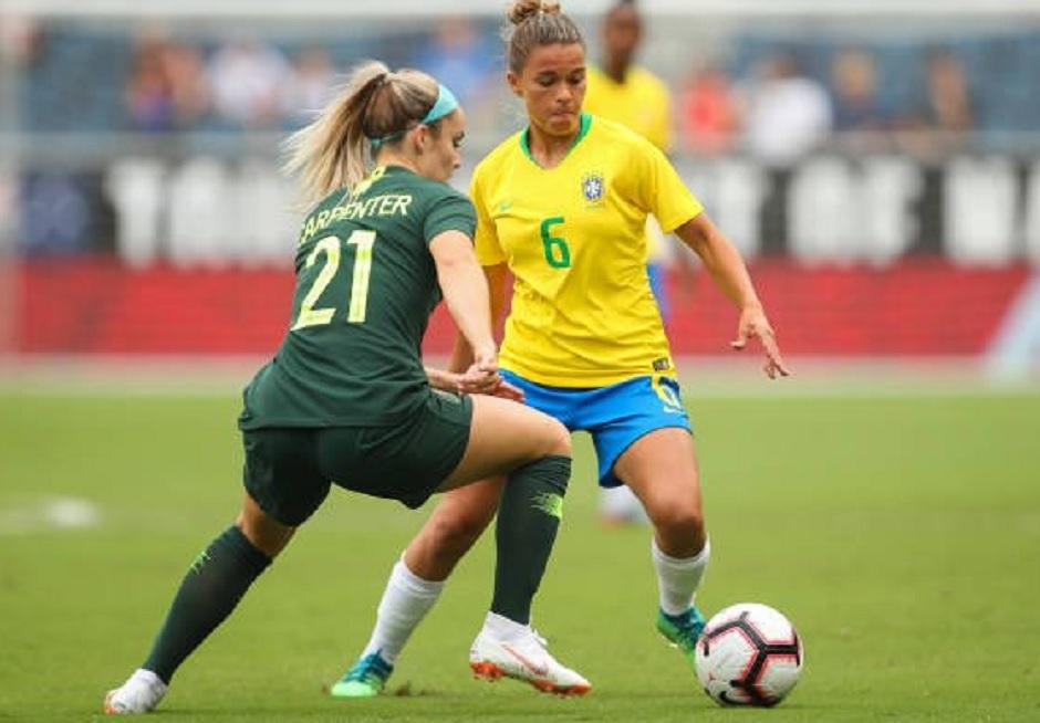 bf5b435630 Seleção feminina estreia no Torneio das Nações com derrota