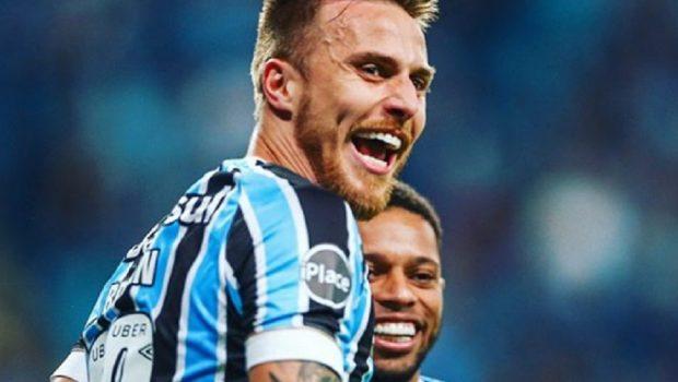 Grêmio vence Atlético-MG e já sonha com liderança