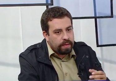 PSOL vai confirmar Guilherme Boulos como candidato à Presidência
