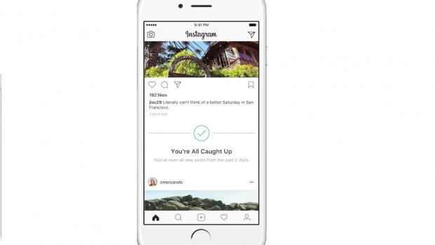 Instagram testa recurso de 'não perturbe' e avisa quando você zerou o feed