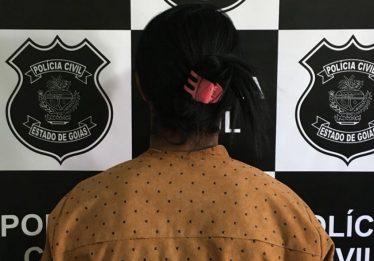 Mulher suspeita de torturar e abusar de adolescente é presa em Itumbiara