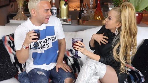 Joelma diz ter cinco casas e fala da relação com gays