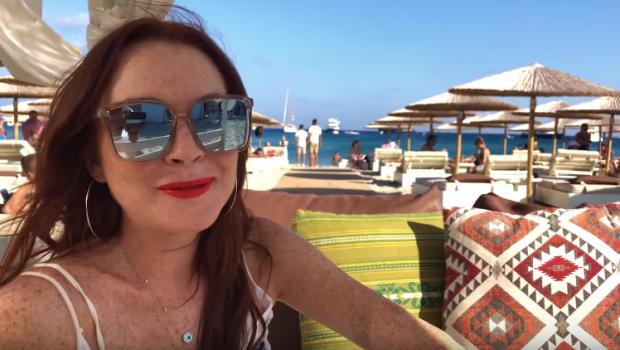 Lindsay Lohan mostrará dia a dia de seu resort em reality show