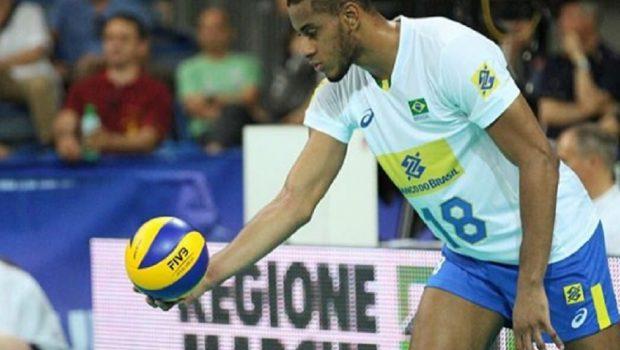Lucarelli é dispensado da seleção brasileira