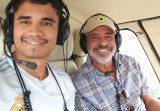 Lulu Santos oficializa união estável com Clebson Teixeira