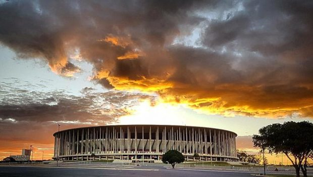 CBF transfere jogo entre Vasco e Corinthians para Brasília