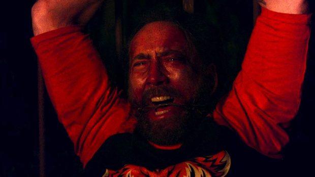 Nicolas Cage quer vingança no trailer de 'Mandy'