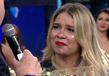 Marília se emociona ao recordar traição de ex-padrasto