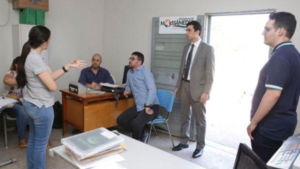 De surpresa, membros do MP inspecionam contas de Mossâmedes