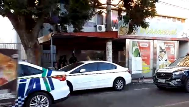 Dono de lanchonete reage a assalto e é morto a tiros no Setor Sul, em Goiânia