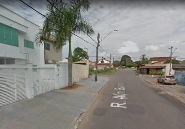 Agente prisional reage a assalto e atira contra criminoso, em Goiânia