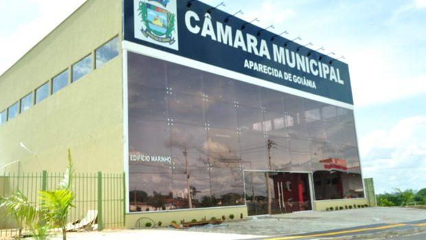 Fotos de prefeito em prédios públicos são proibidas, em Aparecida de Goiânia