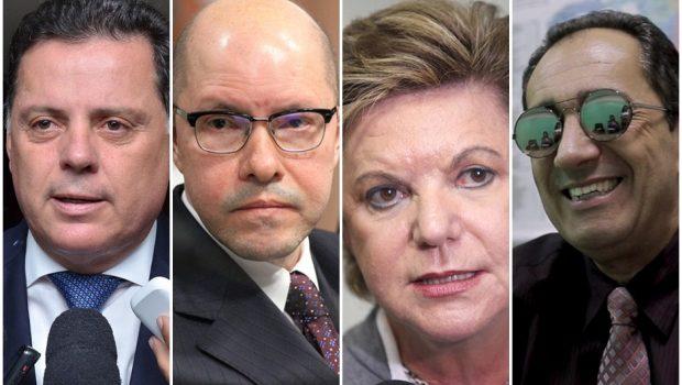Exata OP/Tribuna: na disputa ao Senado, Marconi sai na frente com 27,1%; Demóstenes tem 19,8%