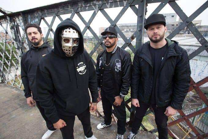 Banda Pavilhão 9 é confirmada no Goiânia Noise Festival 2018