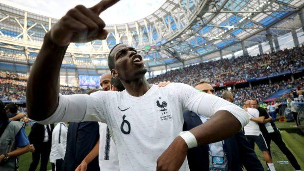 França conquista vaga na semifinal