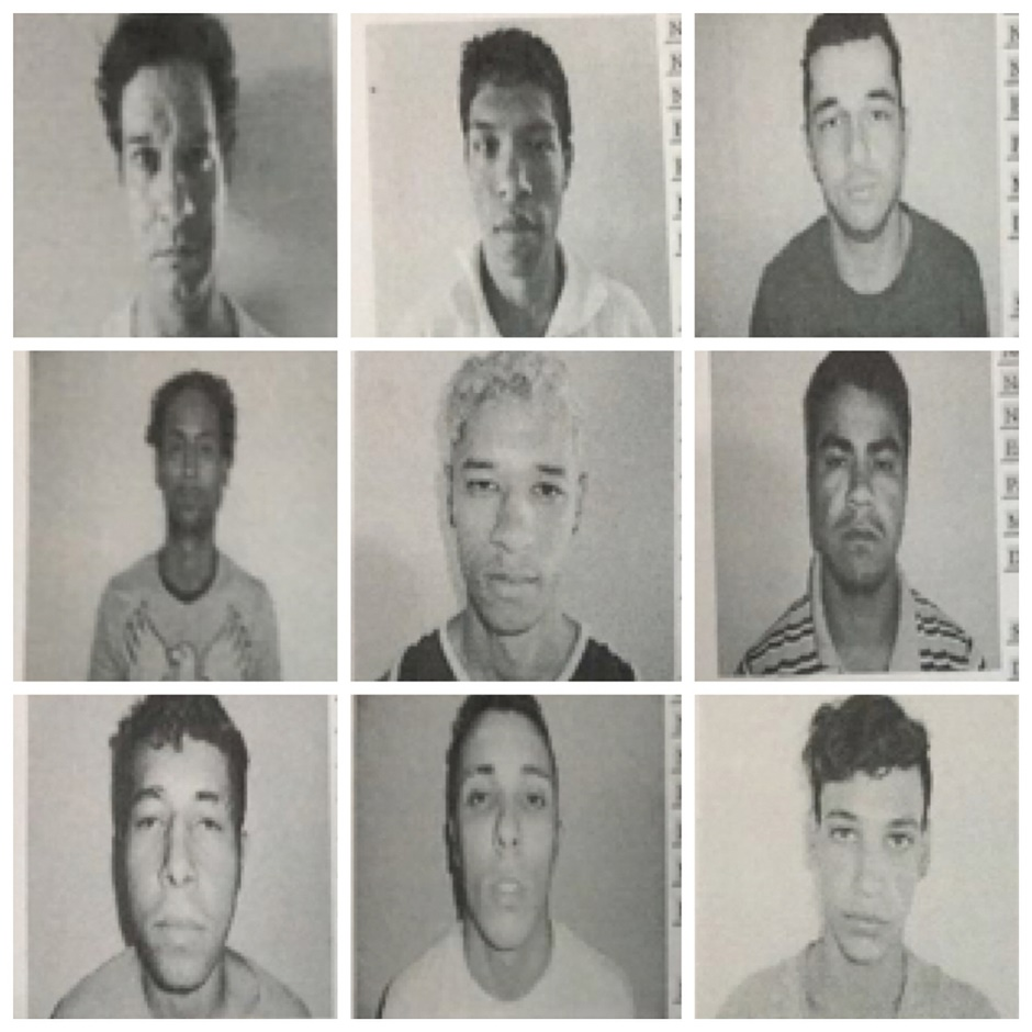 Seis presos que fugiram do presídio de Trindade são recapturados