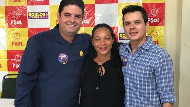 Com Professor Weslei e Nildinha, PSOL lança chapa puro sangue ao Governo de Goiás