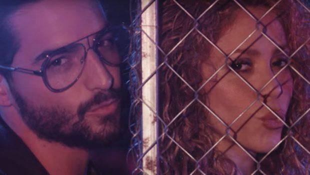 Saiu o clipe de 'Clandestino', nova parceria musical de Shakira e Maluma