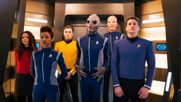 Star Trek: Discovery mostra Enterprise em novo trailer