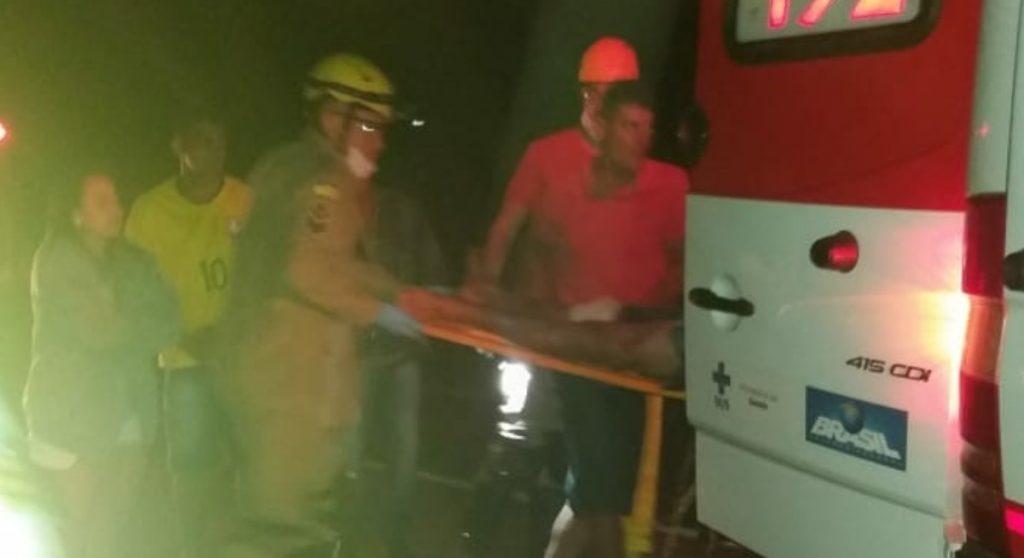 Horas depois de capotamento na GO-330 em Urutaí, homem vai a óbito em hospital de Catalão