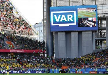 Fifa se diz 'extremamente satisfeita' com implantação do VAR