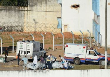 Quatro presos são encontrados mortos na Penitenciária de Alcaçuz