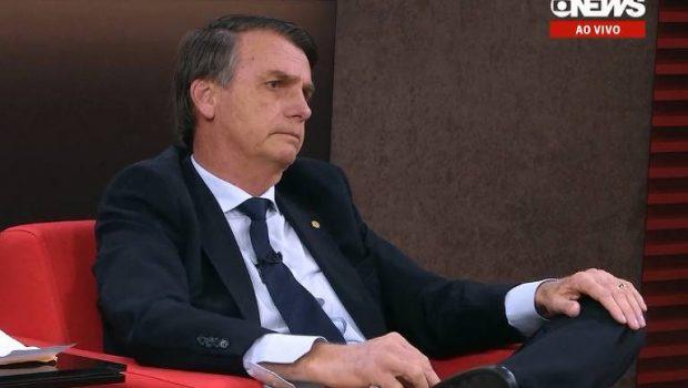 Bolsonaro admite possibilidade de privatizar a Petrobras, apesar de se dizer 'pessoalmente contra'