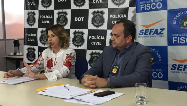 Polícia desmantela esquema de venda de notas fiscais falsas a comerciantes da Rua 44