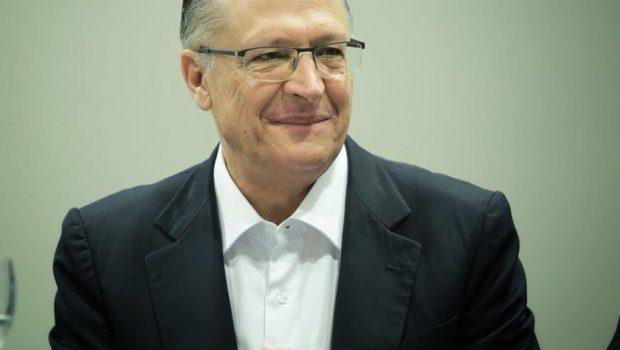 Alckmin registra candidatura no TSE e declara patrimônio de R$ 1,4 milhão