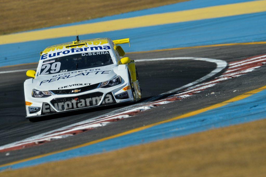 Líder da Stock Car, Daniel Serra é o pole da Corrida do Milhão; Massa sai em 28º