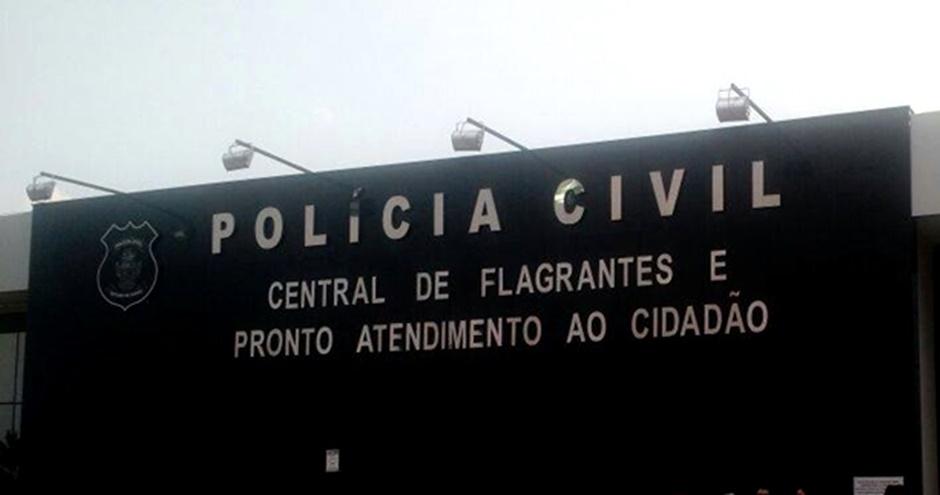 Preso suspeito de se passar por PM e ameaçar moradores no Residencial São Bernardo, em Goiânia