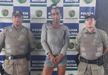 Travesti foragida é presa pela segunda vez em dois meses, em Goiânia