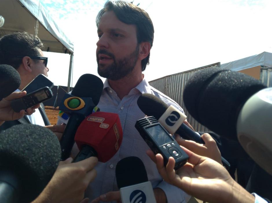 Alexandre Baldy comenta apoio de prefeitos do PP ao MDB