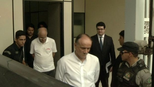 Clérigos de Formosa presos na Operação Caifás participam de audiência de instrução na comarca